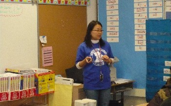 Mrs. Hom Presenting for GATE Parents