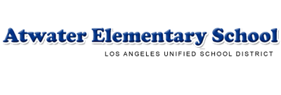 Atwater S.T.E.A.M. Elementary School  Logo